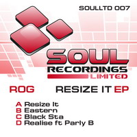 Resize It EP @ Soul Limited Recordings